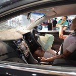 Bigger Crash Test Dummies Improve Safety For Obese Drivers