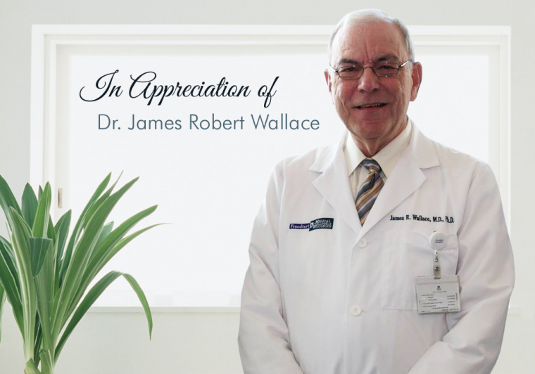 Dr James Wallace