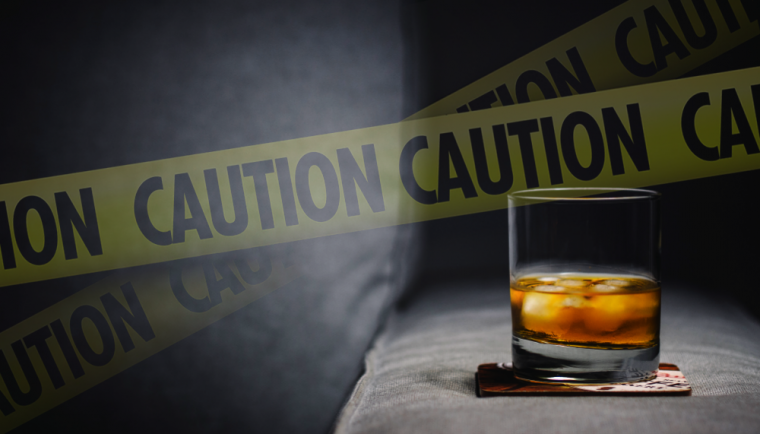 Alcohol After Surgery Caution Needed