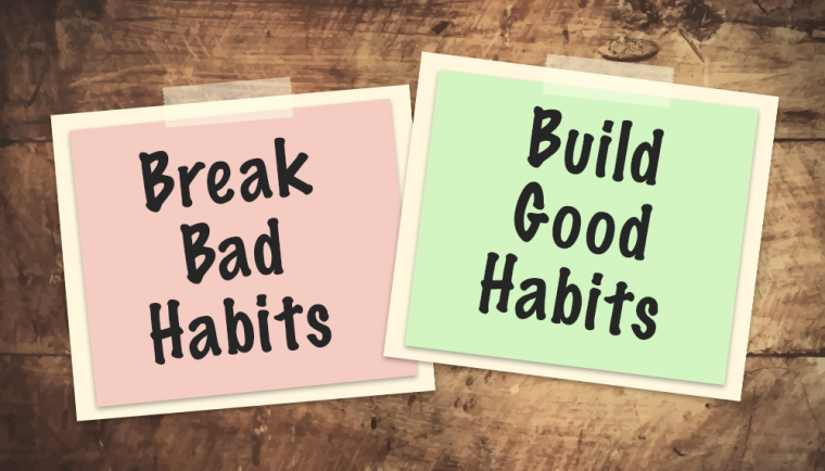how to kill a bad habit