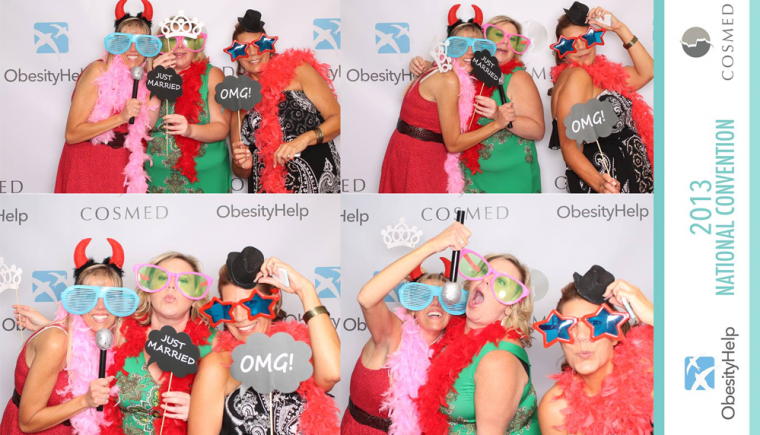 Look Who Walked The ObesityHelp Red Carpet!