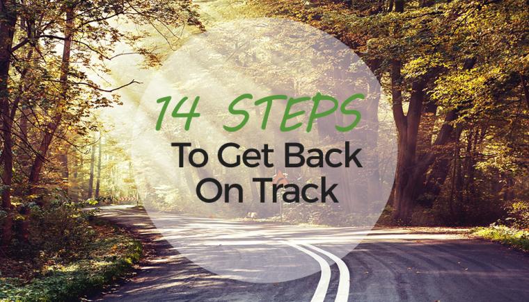 back on track 3
