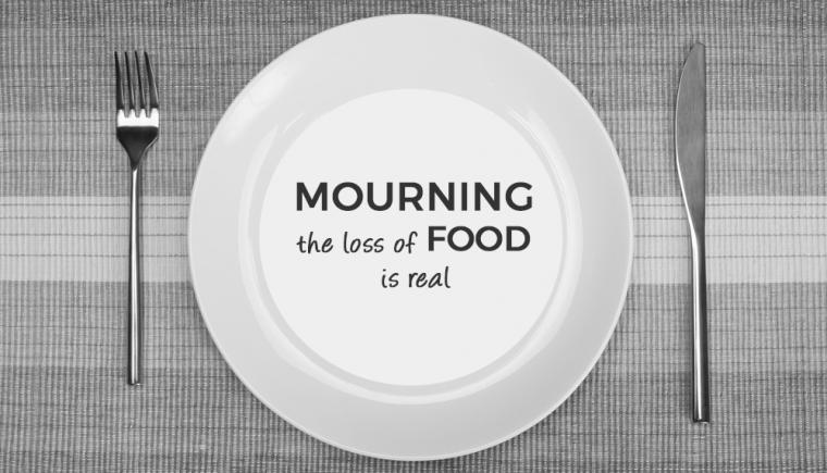 mourning food redo