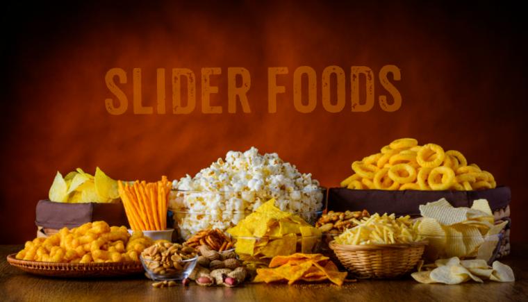 Slider Foods