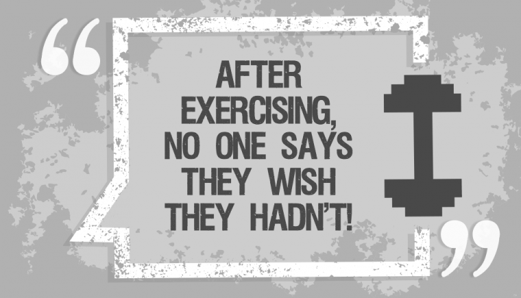 10 Motivational Tips to Get Up & Get Exercising!
