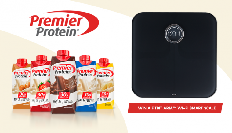premier protein giveaway featured