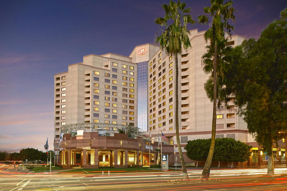 hotel accommodations dusk