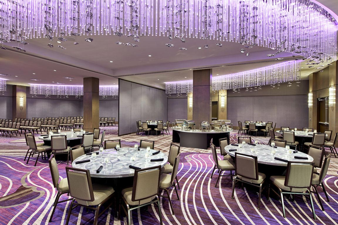 hotel accommodations buffet