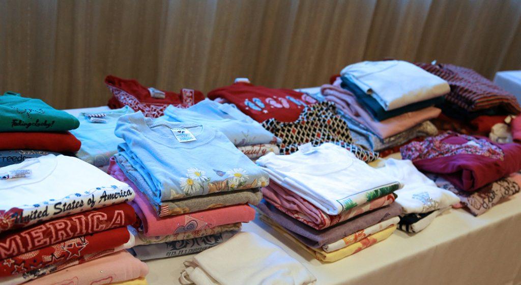Clothing Exchange shirts