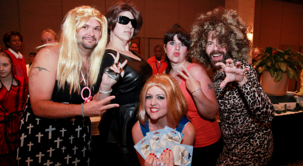 Costume Party Spice Girls