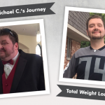 Before & After Gastric Sleeve with Michael C., losing 106 pounds!