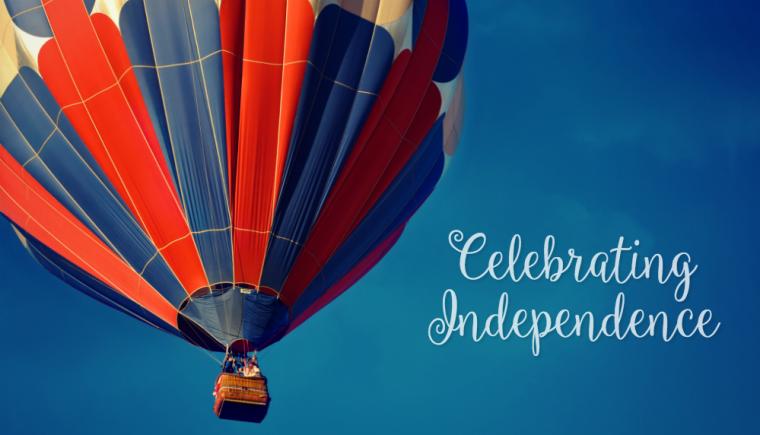 celebrating independence after wls