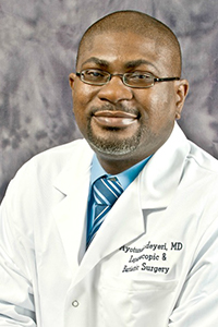 Ayotunde Adeyeri, MD, FASMBS