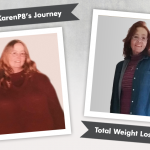 Before & After RNY with KarenP8, losing 155 pounds!