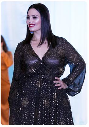 Rosie Mercado ObesityHelp National Conference Fashion Show