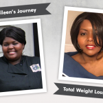 Before & After DS with Eileen (Chef), losing 137 pounds!